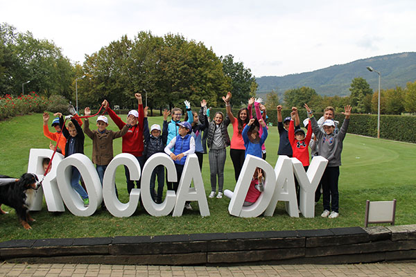 1° Rocca Day Junior: Tanta Allegria Sui Green Di Franciacorta