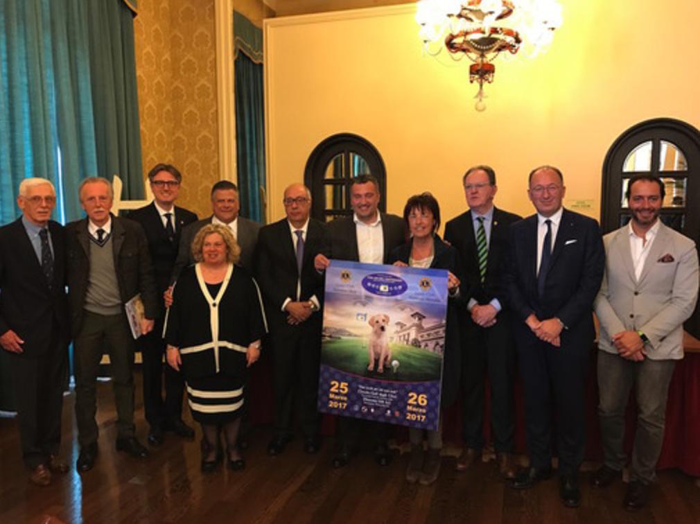 """""""Due Occhi Per Chi Non Vede"""", A Sanremo Il Torneo Vip Di Golf 'Pro Am Charity' Con Costantino Rocca"""
