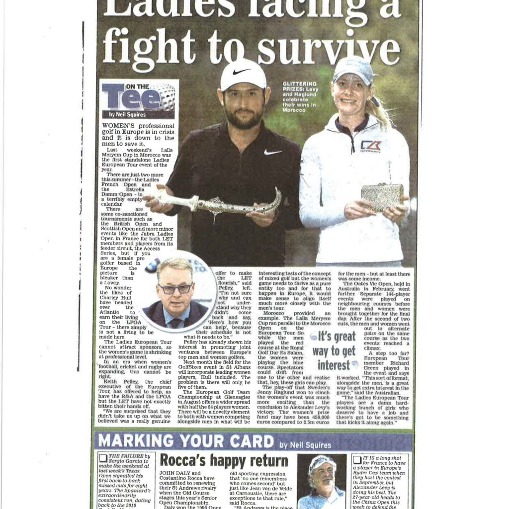 SOC18 – Media Day Cuttings Page 10